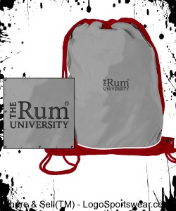 Holloway Day-Pak Drawstring Backpack Design Zoom